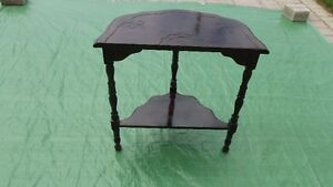 Antique Side Table Stratford Kitchener Area image 7