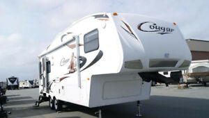 2010 Keystone RV Cougar 276 RLS Fifth Wheel