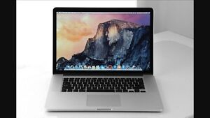 *PRICE REDUCED*  Macbook Pro 15.4 inch i7 Mid-2014 hardly used