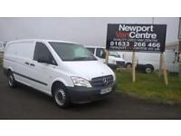 2012 62 MERCEDES-BENZ VITO 2.1 113 CDI BLUEEFFICIENCY 136 BHP DIESEL
