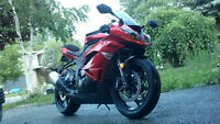 Future Sale of 2009 Kawasaki ZX6R - Candy Burnt Orange