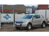 Ford Ranger 2.2TDCi 160PS Limited with Sat Nav,Tow Bar & Polyshield
