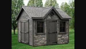 Custom sheds, barn doors, fences & renos