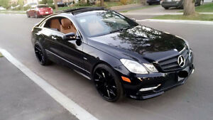 2012 Mercedes-Benz E 350 AMG Sports PKG with 10K in upgrades!