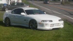 Prelude 93 H22 Forger 255hp vente echange tous ou mecanic/shell