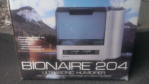 Humidifier Bionaire 204