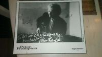 Peter Frampton's  signature looking for $200 O/B or trade