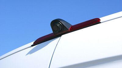 MERCEDES SPRINTER II; Einparkhilfe, Rückfahrkamera, Kamera für 3. Bremsleuchte