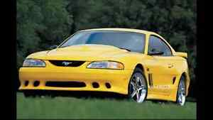 KENNE BELL SUPERCHARGED MUSTANG       SALEEN  425HP