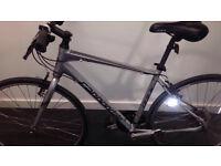 Cannondale Quick Mens Hybrid Bike RRP £450 - not trek giant specialized cboardman fuji