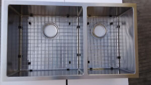 MEGA SALE **High end stainless steel sinks with acc start $99.99