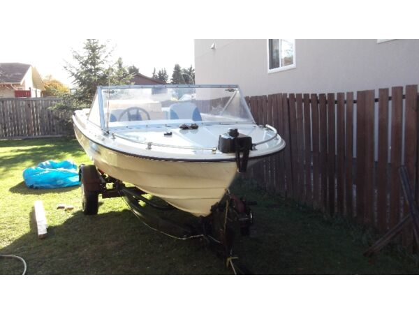 Used 1976 Peterborough/Alcan SpeedBoat