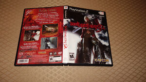 Devil May Cry 3 Dante's Awakening - PS2 Playstation 2