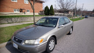 2000 Toyota Camry in good condition For sale (285000 km)