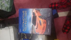 Automotive textbook