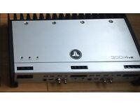 Jl Audio 300/4 V2 amplifier