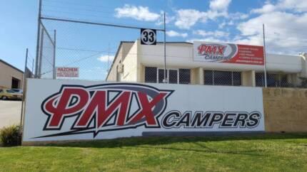 PMX Camper Trailer & Caravans - Wangara