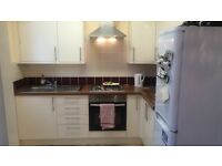 Spacious double room in newly refurbished house in Hanwell. Partly furnished. £650 pcm.