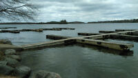 Boat Slip Dock Storage for Rent Buckhorn Chemong Pigeon Lake