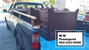 TRUCK FOR HIRE, LIGHT TRUCKING MOVING DELIVERIES, JUNK REMOVAL