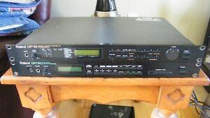 Roland GP16 Effects Processor & GR50 Guitar Synth