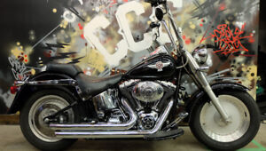 2005 Harley Davidson Fatboy. Everyones approved. $249 per month.