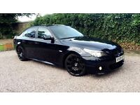 09 BMW 520d M SPORT AUTO LCI FULLY LOADED! Not 525 530 535