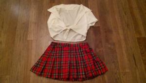 Ladies Scottish Costume
