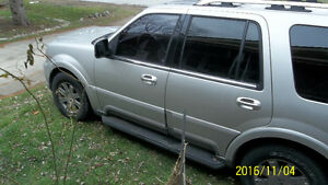lincoln navagator for parts or repair