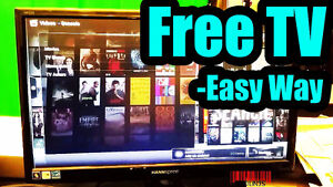 Get 1000's of Live HD Channels & Movies FREE!