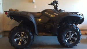 2007 Yamaha Grizzly 700 FI EPS Special Edition - Low KM
