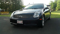 2007 Infiniti G35 Sport Coupe (2 door)