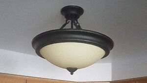 Flush Mount and Ceiling Light Fixtures