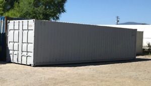 40' storage/shipping container