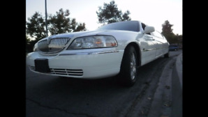 """Limo 2005 Lincoln limousine 120"""" stretch by Tiffany"""