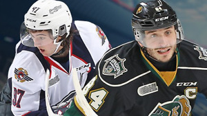 LONDON KNIGHTS TICKETS Game Five Friday **PREMIUM CLUB SEATS