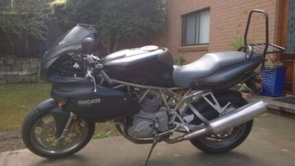 Ducati SS750 Super Sport Wyee Point Lake Macquarie Area Preview