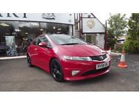 Honda Civic 2.2i-CTDi Type S GT Glasgow Scotland