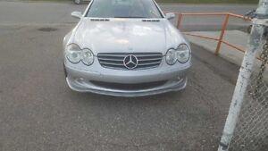 2005 Mercedes Benz SL-Class Ll  - $363.31 B/W  - Low Mileage