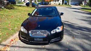 2009 Jaguar XF Portfolio Luxury Berline