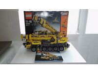 Lego Technic 42009 Mobile Crane With Power Functions