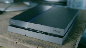PS4 Original, with Controller & Games
