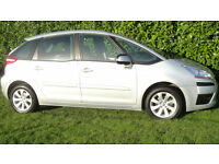 Citroen C4 Picasso 1.6HDi ( 110bhp ) VTR+ - BEAUTIFUL EXAMPLE - FULL HISTORY