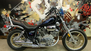 1984 Yamaha Virago 750 with only 24,000 km's. Only $99. a month.