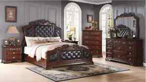 New King Size Bedroom Set 45% OFF !!