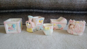 Vintage Inarco/Relpo Nursery Ceramics