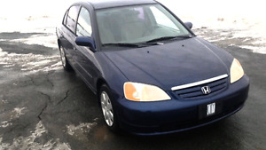 2002 HONDA CIVIC  LIC.$$$$$$$$CHEAP$$$$$