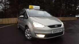 Ford Galaxy 7 seater, Full Service History, 1.8TDCi ( 125ps ) 6sp 2009 Edge