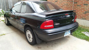 1996 Dodge Neon Coupe (2 door) Sarnia Sarnia Area image 2