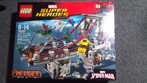 Lego Marvel Super Heroes (76057) Spider-Man